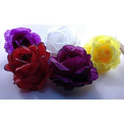 """HY Роза крупноцветковая """"Гулливер"""". Ø выс.14 х шир.18 см.. 25 шт./уп."""