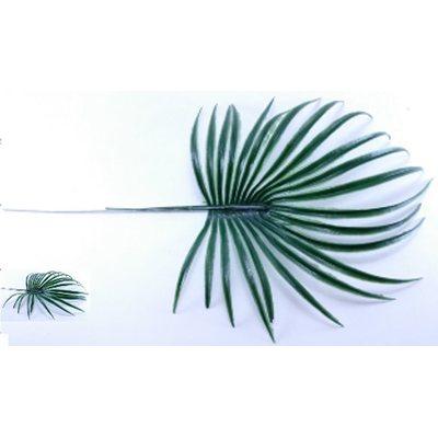 230 Лист пальмы средний. 37 см. 20 шт./уп.