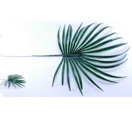 230 Лист пальмы средний. 37 см. 50 шт./уп.