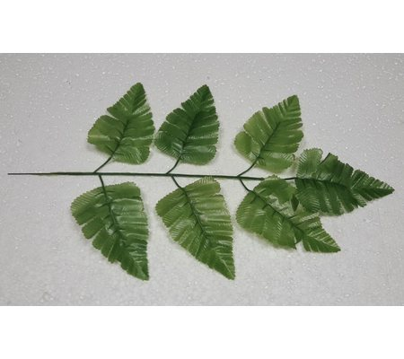 H-1 Папоротник 7 листьев. 20 шт./уп.
